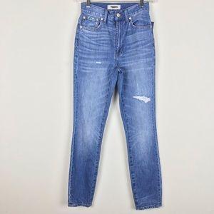 NEW Madewell | Rigid Skinny High Rise Jeans